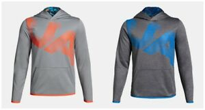 New Under Armour Boys Armour Fleece Hoodie Choose Color and Size MSRP $40.00 $24.99