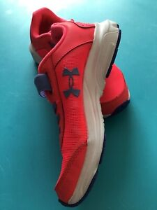 Girls Kids Sneakers Shoes Anthletic Under Armour Sz. 2.5Y