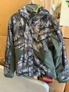 New UA Under Armour ColdGear Infrared Women's hunting Jacket Hoodie Size Small