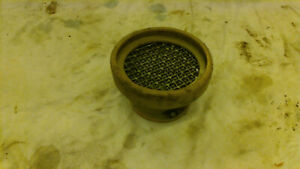 VINTAGE SNOWMOBILE TILLOTSON HR CARB VELOCITY STACK FILTER