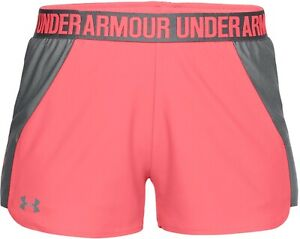 New Under Armour Womens Play Up Shorts Size Large and XL