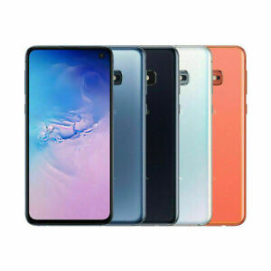 SAMSUNG Galaxy S10E 128 GB 512 GB Verizon GSM Unlocked New Prism Blue Black