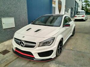 MERCEDES CLA W117 FULL BODY KIT  BODY KIT  TOP DESIGN