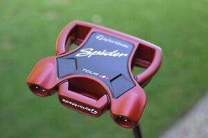 Mint TaylorMade Spider Tour Red Center Shaft 34.5