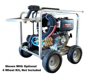 3000 PSI Yanmar Diesel Pressure Washer with Electric Start