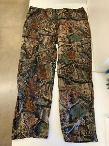 New AGO Men#x27;s Seclusion 3D outdoor Hunting Pants bottoms Big and Tall Size