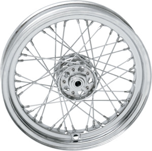 Drag Specialties 0203-0419 Replacement Laced Wheels Front 16 x 3
