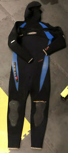 Henderson Gold Core Wetsuit RARE  SemiDry Version Mens XL Smooth rubber lining