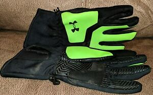 GLOVES-Mens Medium-UNDER ARMOUR Cold Gear Infrared STORM
