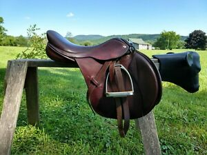 Black Country Jump Saddle