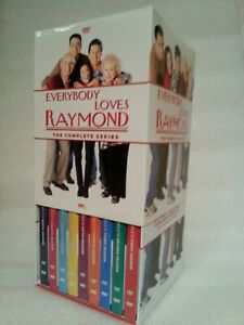 Everybody Loves Raymond: The Complete Series seasons 1-9(DVD, 2011, 44-Disc Set)