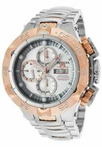 New Invicta Men's 15486 Subaqua Noma V SWISS AUTOMATIC Two Tone Bracelet Watch