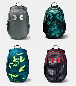 New Under Armour Boys & Girls Youth Scrimmage 2.0 Backpack Choose Color MSRP $45 $34.95