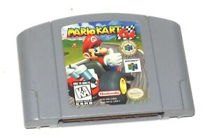 Mario Kart 64 Video Game Cartridge Console Card US Version For Nintendo 64 N64