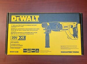 Dewalt DCH133B 20V Cordless SDS 1quot; Brushless Rotary Hammer Drill MAX Tool Only $134.99