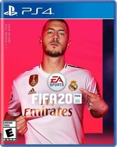 NEW! FIFA 20 (Sony Playstation 4 PS4) Standard Edition Game Disc - *PRE-SALE*