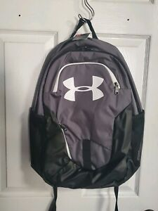 Under Armour Boys Laptop School STORM Backpack 1306965 040 Gray $27.99