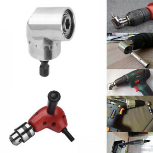 1PC 105 Angle Extension Hex Drill 90 Degree Electric Right Angle Drill Adapter $8.39