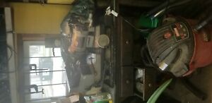 Sioux Tools Valve Face Grinder Machine model 2001 one owner Works Great NICE...