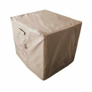 Heavy Duty Square Air Conditioner Cover 34 in.D x 34 in.W x 30 in.H