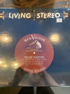 RCA LIVING STEREO DELUXE 1S 10 LP Box CLASSIC RECORDS Ltd. Edition #0761 SEALED