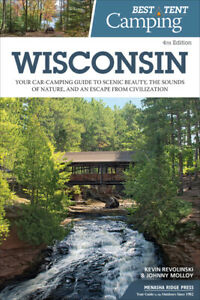 Best Tent Camping: Wisconsin: Your Car Camping Guide To Scenic Beauty The ...