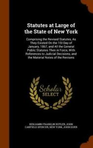 Statutes At Large Of The State Of New York: Comprising The Revised Statutes... $44.65