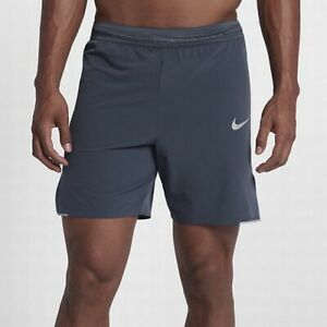 Nike Aeroswift Flash 7 Running Shorts Thunder Blue 869360 471 Men's XL $49.99
