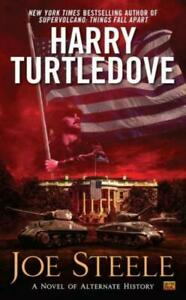 Joe Steele by Harry Turtledove 2015, Paperback