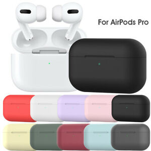 For Apple Airpods Pro Premium Silicone Case Cover Protective Skin New Upgraded $2.99