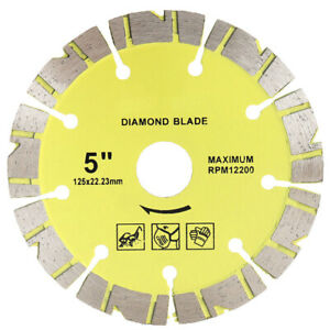 4.5in 9in Diamond Saw Blade Cutting Disc For Porcelain Tile Ceramic Marble Stone