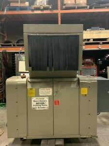 Rapid 1831 60 HP Granulator 3 Knife Open Rotor