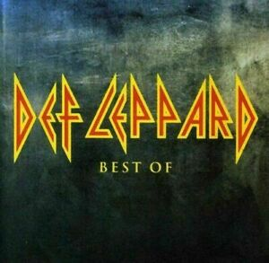 Best of Def Leppard CD Greatest Hits Sealed New