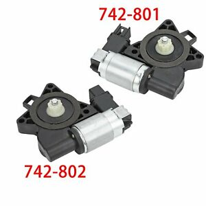 Left amp; Right Power Window Lift Motor For Mazda 3 6 CX 7 CX 9 RX 8 742801 742802 $47.84