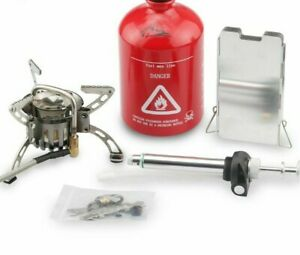 Multi Fuels Camping Stove Wear Resisting Durable Large Gas Supply Outdoor Stoves