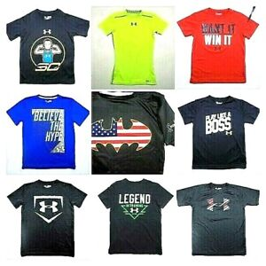 $12 CLEARANCE Youth UNDER ARMOUR Shirts All sizes T shirts Free Shipping