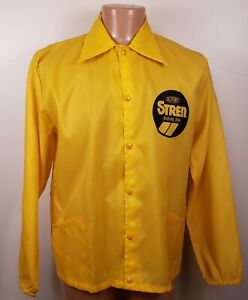 Vintage Stren Fishing Line Windbreaker Size L