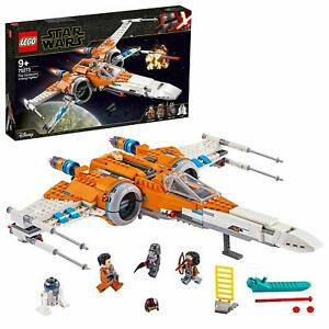 Lego Star Wars Poe Dameron X-Wing Fighter TM 75273 Toys 3 Types Figures 761 Pcs