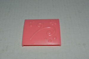 Littlest Pet Shop Replacement Parts For Tackle Box Pink Hook Lock Latch