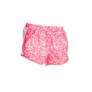 Brand NEW Under Armour Women's Fly By Printed Running Pink Shorts Pick Size $14.99
