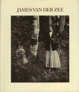 JAMES VAN DER ZEE By Reginald Mcghee Hardcover *Excellent Condition*