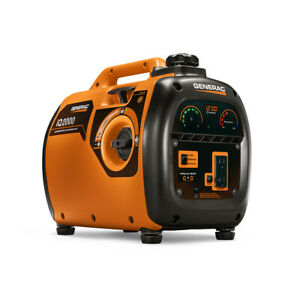 Generac iQ2000 2000 Watt Inverter Portable Generator CARB reconditioned