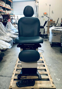 Midmark 630 Programmable Procedure Exam Chair - refurbished