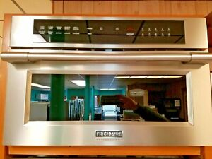 Frigidaire Pro Stainless 30'' Built-In Convection Microwave Oven, FPMO3077TF