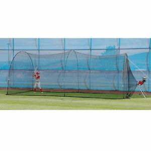 Heater Sports Power Alley 22 Ft. Batting Cage Reconditioned $159.99