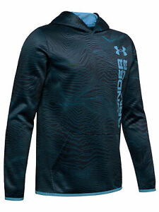 Under Armour Boys Armour Fleece Printed Hoodie $39.90