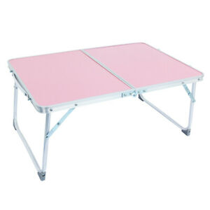 Folding Computer Table Portable Indoor Outdoor Picnic Party Camping BBQ Tables