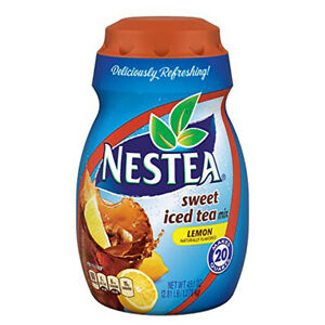 Nestea Sweet Iced Tea Mix - Lemon Naturally Flavored - 45.1oz