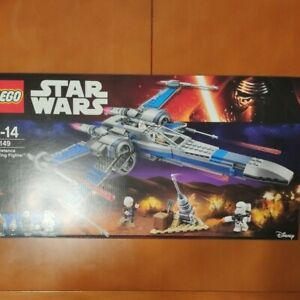 Lego Star Wars Resistance X Wing Fighter 75149 Domestic