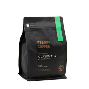 Guatemala Coffee Bean Premium Medium Roast Specialty Reborn Coffee USA-12 oz.